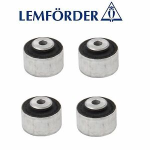 For Audi A6 A8 Quattro S6 S8 Set of 4 Front Upper Inner Control Arm Bushings OEM
