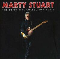 Marty Stuart - Definitive Collection Vol 2 [New CD] UK - Import