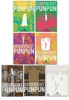 Goodnight Punpun Volume 1-7 Collection 7 Books Set by Inio Asano NEW Paperback