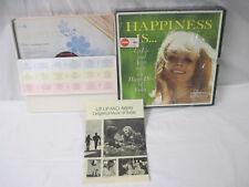 "Happiness Is 12"" Vinyl Box Set 1970's Easy Listening Reader's Digest"