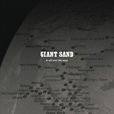 Giant Sand Is All Over The Map (Mpdl) vinyl LP NEW sealed