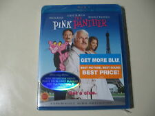 The Pink Panther (Blu-ray Disc, 2009) Brand New and Sealed