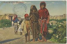 Postcard - MAROC / GRUPO DE MINOS MARRUECOS
