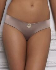 Masquerade by Panache Amira Thong 6559 New Lingerie Elderberry