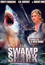 Swamp Shark 0814838012070 DVD Region 1