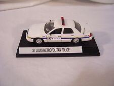 1/43 ST. LOUIS METROPOLITAN POLICE