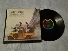 The Beach Boys / Surfin' Safari - Vinyl LP Record Album - DT-1808 - Capitol