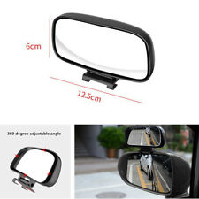 Mini Car Blind Spot Dead Zone Rearview Mirror Adjustable Angle Anti-crash Shell
