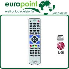 Telecomando compatibile per TV LG 22LV250A già programmato