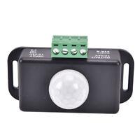 Automatic DC 12V 24V 6A Infrared PIR Motion Sensor Switch For LED light LampTOCA