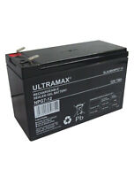 This is an AJC Brand Replacement APC ES500 12V 7Ah UPS Battery