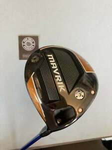 Callaway Mavrik Sub Zero 9° Driver with Speeder 757 Evolution 7.2 Stiff Flex ...