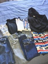Lot of Boy's Clothes Sizes 7-10 Years Old