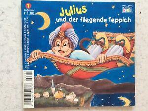 Julius und der fliegende Teppich - Folge 1 - Bastei Kids -