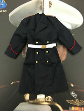 Dragon en Dreams DID us marine corps tony ceremonial over manteau ample échelle 1/6th