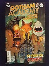 DC Gotham Academy: Second Semester # 10 (1st Print)