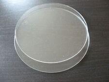 """9 in (approx. 22.86 cm) Acrílico Redondo ganaching Placas Discos De Decoración Pastel 9"""""""