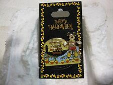 Rare Disney Pin Mickey Happy Halloween Welcome To Candy Corn Cres 2008   pin1138