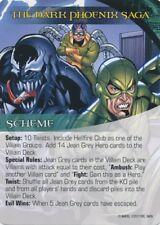 VENOM/DOC OCK/SCORPION Upper Deck Marvel Legendary X-MEN SCHEME DARK PHOENIX SAG