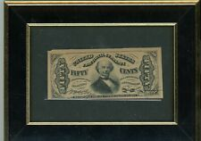 50 Cents Fractional Currency Third Issue 1870'S Government Plates Heath Proof