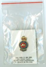 Canada Forces Military Engineers Collar Badge MINT IN PACKAGE