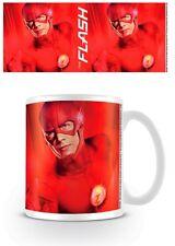 NEW MUG OFFICIAL THE FLASH CERAMIC DRINKWARE DC COMICS HERO
