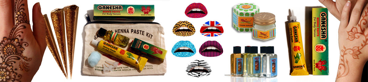 Body Art and Cosmetic Supplies