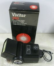 Vintage Vivitar 283 Electronic Flash