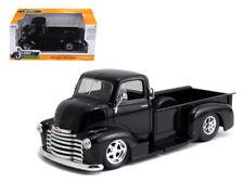 1952 Chevrolet COE PickUp Truck Chrome Wheels 1/24 Diecast Model By Jada 97462