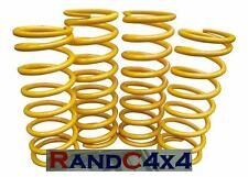 Land Rover Discovery 1 Performance Suspension Handling Spring Kit  x