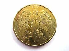Vintage Angel Coin/Token God Bless Christian Baptism Confirmation Communion