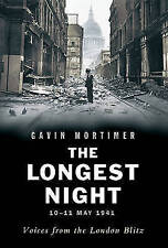 THE LONGEST NIGHT.    10-11 MAY 1941