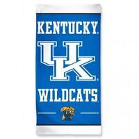 "NWT NCAA Kentucky Wildcats Wincraft 30"" X 60"" Beach Towel MAKES GREAT GIFT  NEW!"