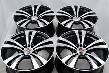 17 Wheels Fusion Focus Escape Malibu HHR Cobalt SS Dart S40 MKZ 5X108 5X110 Rims