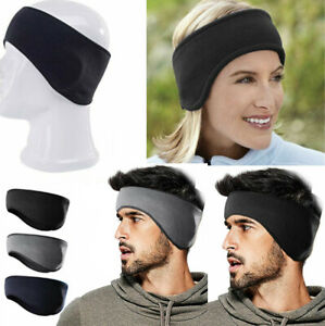 Ear Warmer Ear Muffs Headband Fleece Ear Cover Running Headbands