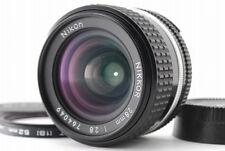 【MINT】Nikon NIKKOR 28mm f/2.8 Ai-S Prime MF Lens F-mount w/Filter From Japan 065