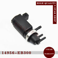 14956-EB70B Turbo Pressure Solenoid for Nissan Navara D40 Pathfinder R51 2.5 New