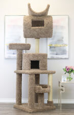 New listing Prestige Cat Trees 7 Ft. Tall Cat Tower-*Free Shipping In The United States*