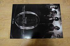 Dong Bang Shin Ki  TVXQ - 2nd ASIA TOUR CONCERT 'O'  *Official POSTER* KPOP