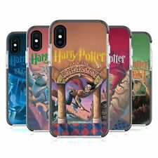 HARRY POTTER LITERARY COVERS BLACK SHOCKPROOF BUMPER CASE FOR APPLE iPHONE PHONE