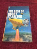 The Best Of Harry Harrison First Edition Signed Paperback 1976