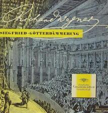 Wagner(Vinyl LP Gatefold)Siegfried / Gotterdamerung-Deutsche Grammophon-VG/VG+