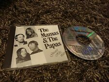 The Mamas And The Papas - Greatest Hits Live (CD 1990)