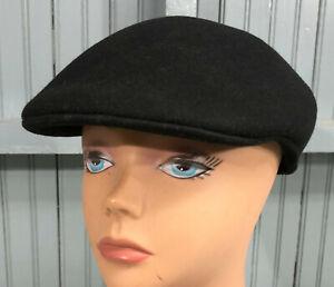 Perry Ellis Portfolio Hat Suiting Driver Newsboy Cap Light Brown Size S//M