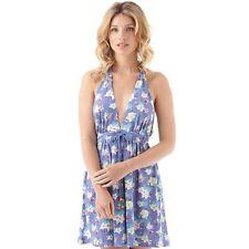 Womens Blue Laguna Beach Dress UK Size 8 TD075 RR 13