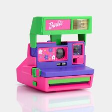 Polaroid 600 Camera - Barbie Throwback