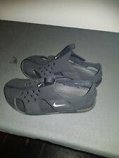 Boys Sunray Nike Sandals Black US 1Y UK 13.5