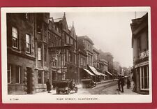 More details for high street glastonbury george hotel motor car rp pc 1915 kingsway al616