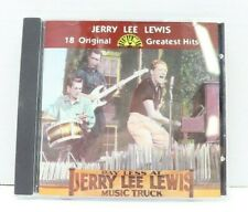 Jerry Lee Lewis 18 Original Greatest Hits CD Rhino Label