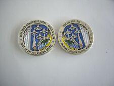 Nellis AFB 99th POL Thunderbirds Coin